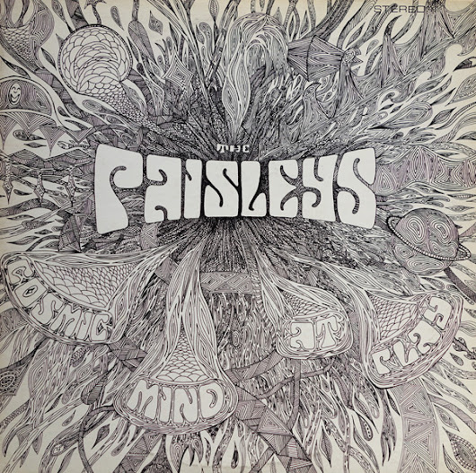 "The Paisleys ""Cosmic Mind At Play""1970 US Private Psych Rock"