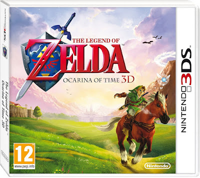 Descargar The Legend of Zelda Ocarina of Time 3D