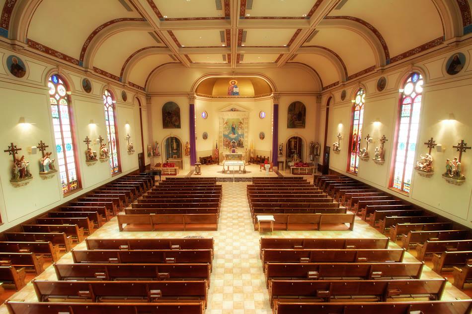 I Love New Haven Saint Michael S Church Chris Randall
