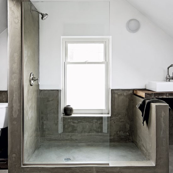 Showers with a rustic charm | Matthew Williams
