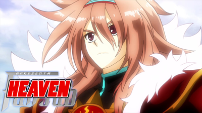 Cardfight!! Vanguard G Stride Gate - EP18