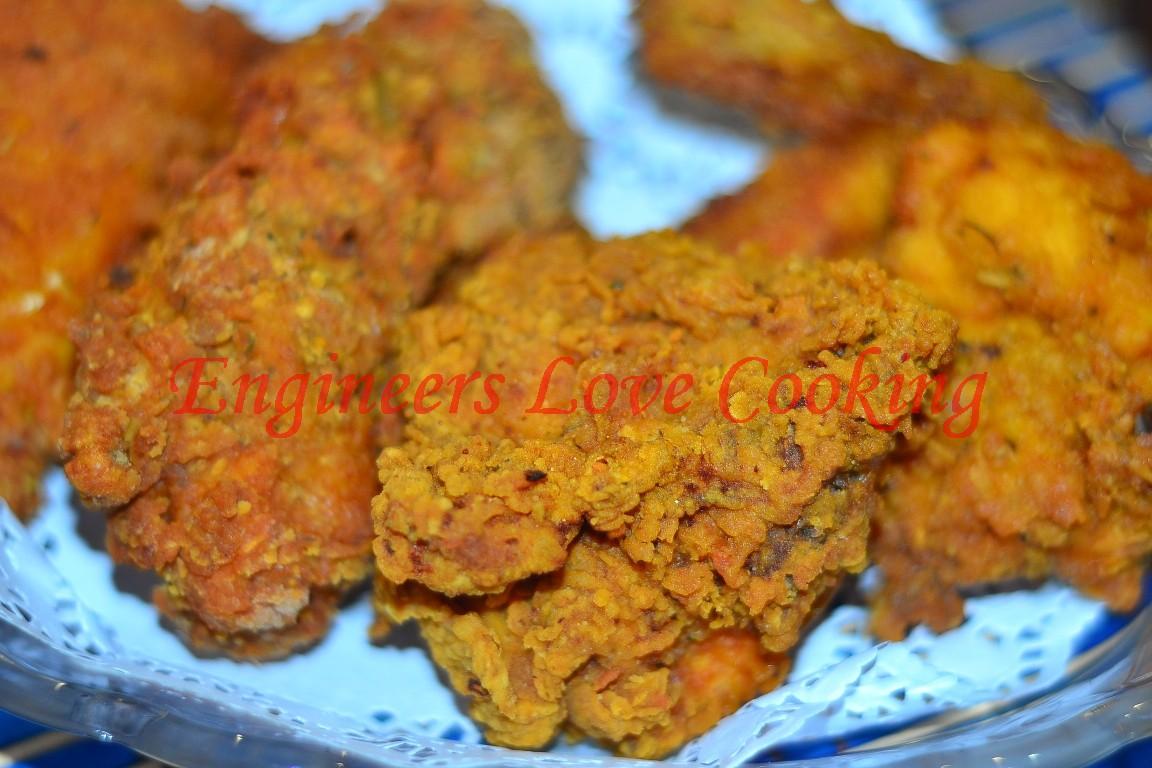Engineers Love Cooking Ayam Goreng Ala Kfc Kfc Like