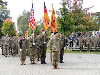 Militer Amerika dan Jerman