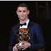 Cristiano Ronaldo, has declared himself the best footballer in history