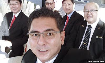 Empat Wakil Rakyat DAP Melaka Keluar Parti