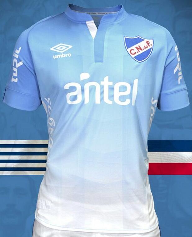 821e30748c Umbro lança a terceira camisa do Nacional do Uruguai - Show de Camisas