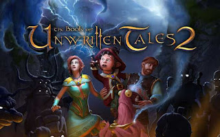 Book Of unwritten tales 2 Apk data Android Free