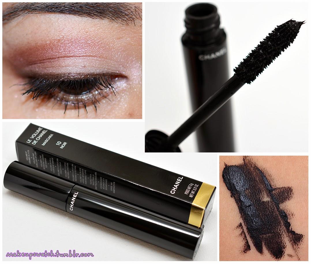 96765bb7e58 makeup  Chanel - Le Volume De Chanel Mascara No. 10 Noir