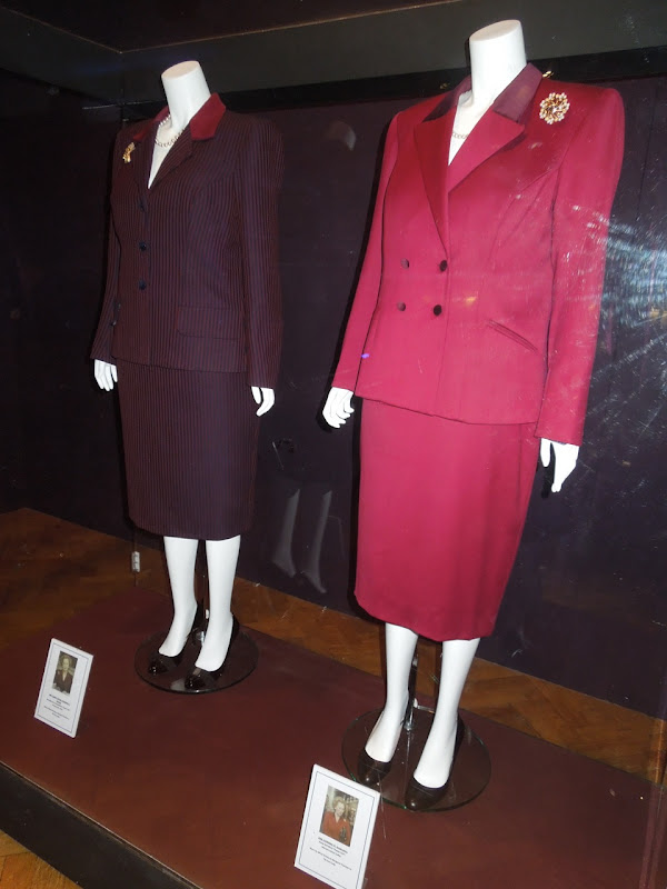 Meryl Streep costumes Iron Lady