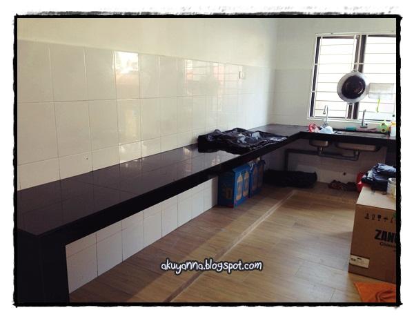 Ni Keadaan Dapur Sebelum Pasang Kitchen Cabinet Sila Abaikan Bontot Kuali Yang Hitam Legam Itu Yer Maafkan Sy Hehe