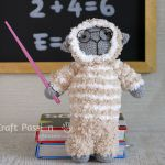 http://www.craftpassion.com/sheep-amigurumi-pattern/2/