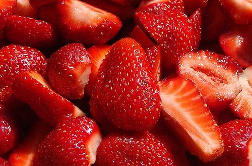 Fresas: Beneficios