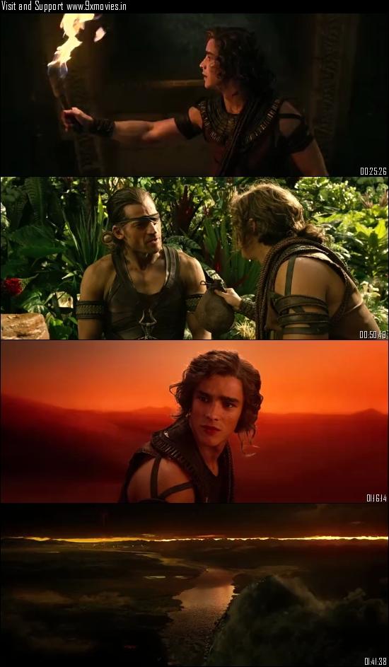 Gods Of Egypt 2016 Dual Audio Hindi 480p BluRay