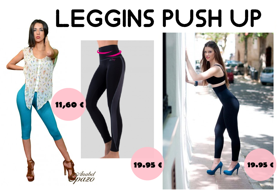 Leggins push up comercialopazo
