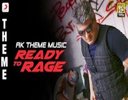Vivegam – AK Theme Music Ready to Rage – Anirudh | Ajith Kumar | Siva