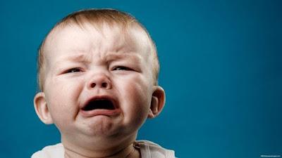 anak kecil menangis