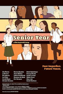Senior Year is a 2010 Philippine coming-of-age film written, scored, edited and directed by Jerrold Tarog.