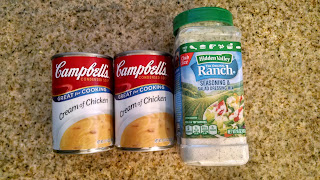 ranch cream sauce