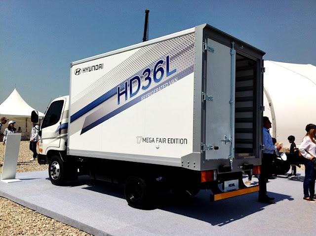 Giá xe 1,9 tấn Hyundai HD36L rẻ nhất