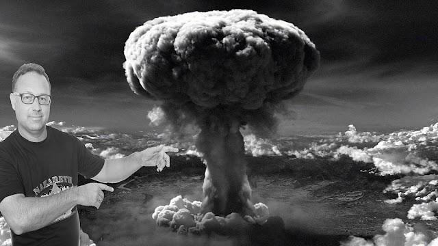 Dia internacional contra los ensayos nucleares 29 Agosto ( Mascarillas contra las Armas Nucleares )