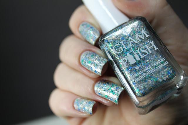 Glam Polish - Luigi, Number One!