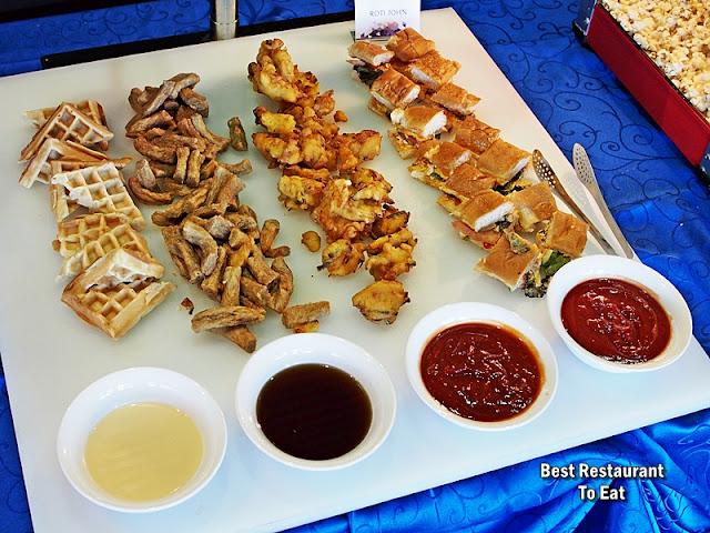 Shah Alam Weekend Hi-Tea Buffet Appetiser