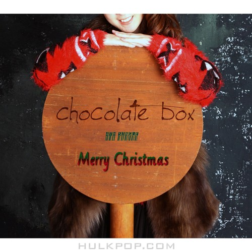 Chocolate Box – Merry Christmas