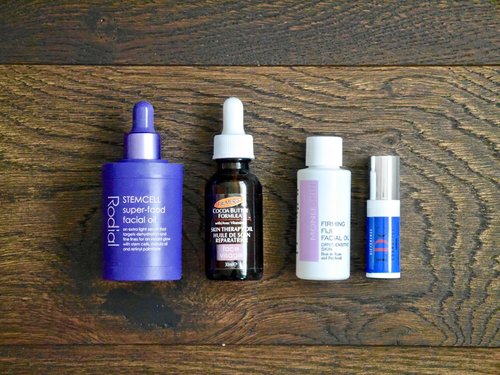 beauty, skincare, facial oils, Canadian beauty