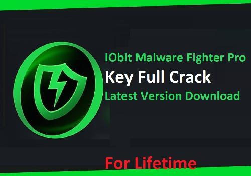 iobit malware fighter 6.5 pro key