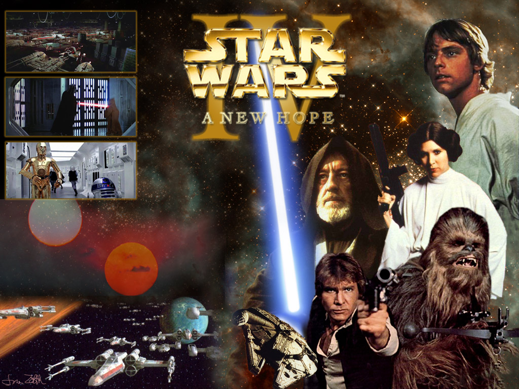 Star Wars 4 Kinox