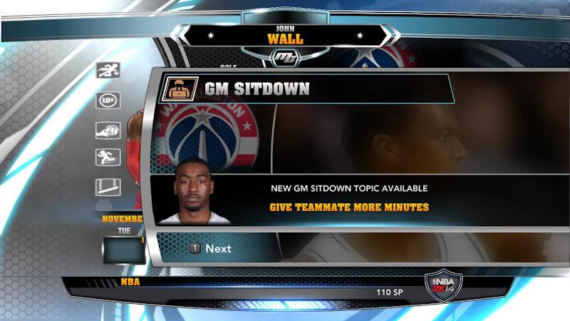 NBA 2k14 MyCareer Mod : John Wall - hoopsvilla