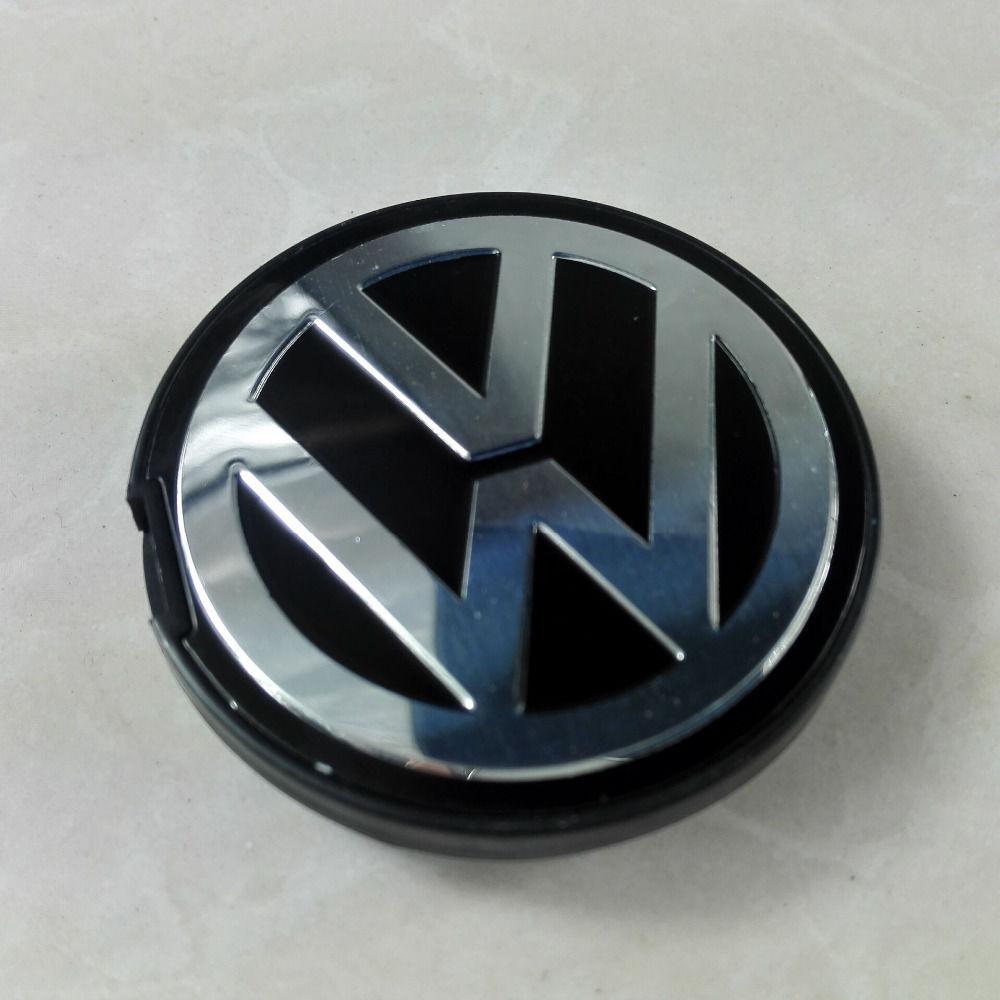 typu autopart 4pcs wheel center hub caps 55mm for vw. Black Bedroom Furniture Sets. Home Design Ideas