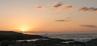Sunset on Barra