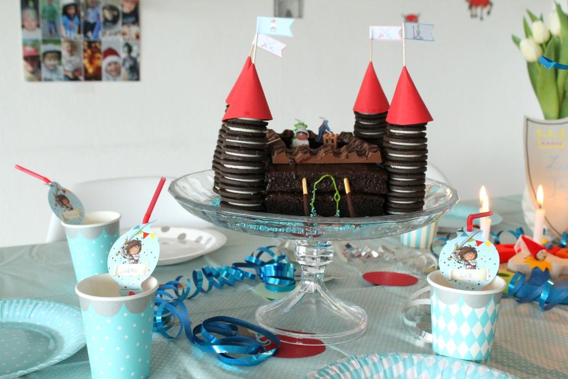 Kleines Freudenhaus Geburtstagssause Nr 4 Rittergeburtstag Mit