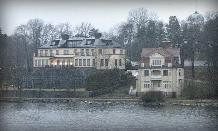 Stockholm skärgård islands in sweden