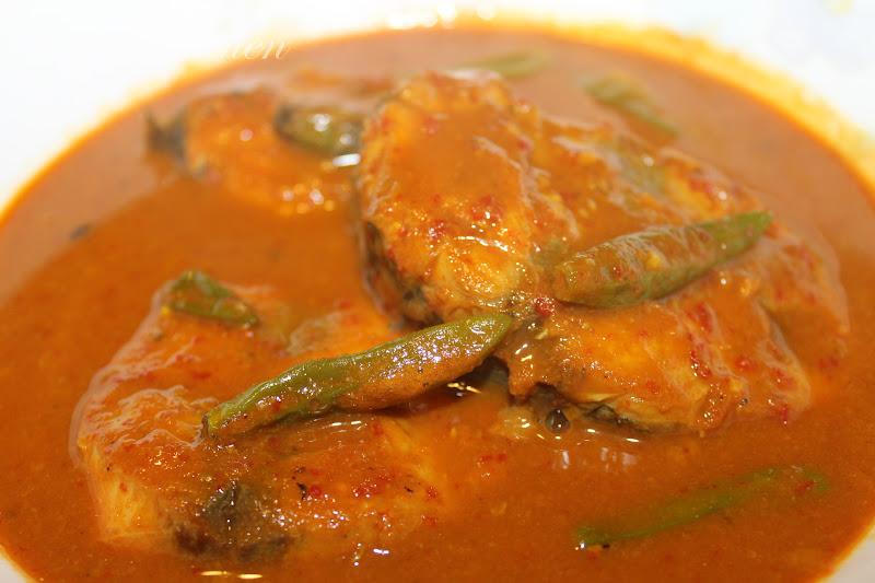 Gulai Ikan Tongkol Lauk Nasi Dagang Terengganu - Azie Kitchen