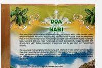 DO'A PARA NABI, DIANTARA 8 NABI YANG TERMAKTUB DALAM AL-QUR'AN