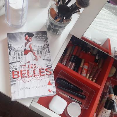Avis nouveauté fantastique roman Les Belles tome 1 saga Dhonielle Clayton Coin des licornes Blog lifestyle Toulouse