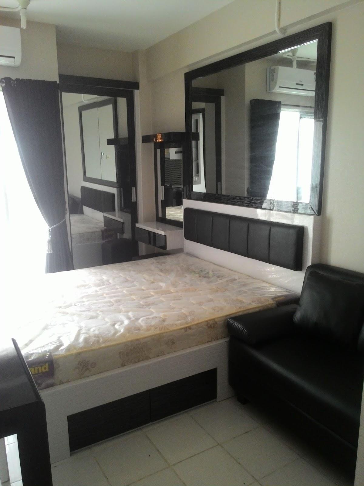 CV TRIDAYA INTERIOR Desain Apartemen 2 Kamar Interior Apartement