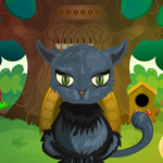 G4K Black Cat Rescue 2 Game