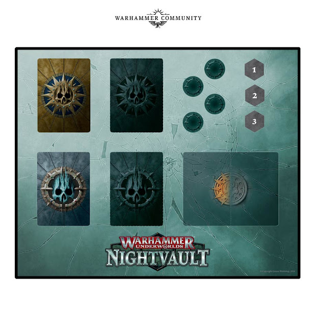 tapete nightvault
