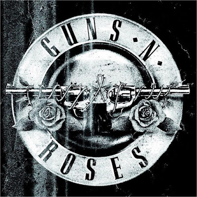 guns n' roses - black logo - 2016