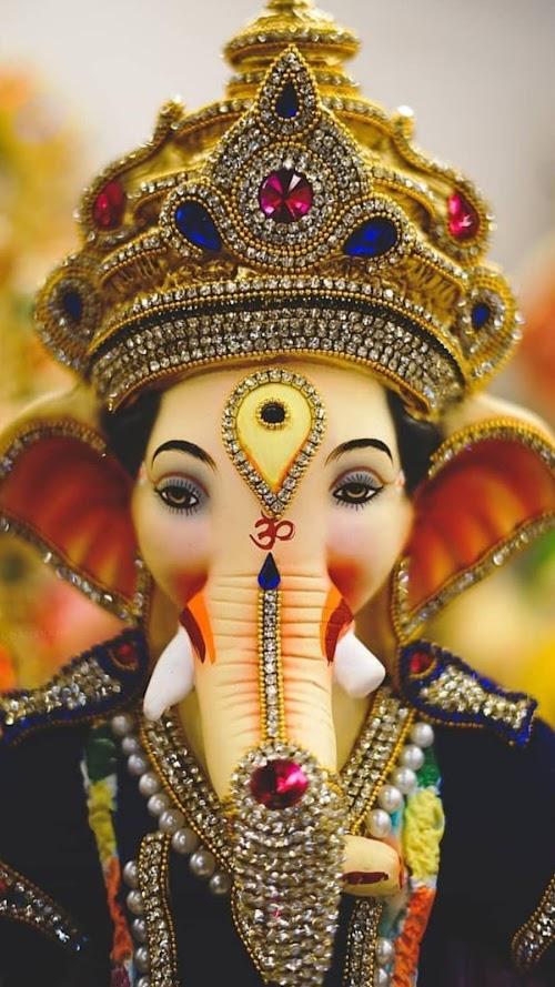 Ganesha HD Mobile Wallpaper   Lord Ganesha Images