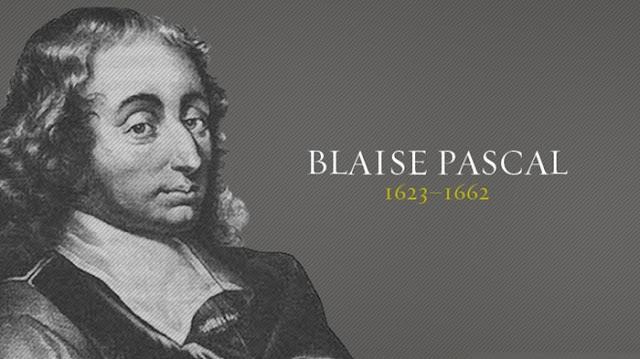 Blaise Pascal citati