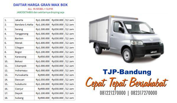 Jasa angkutan barang Bandung murah