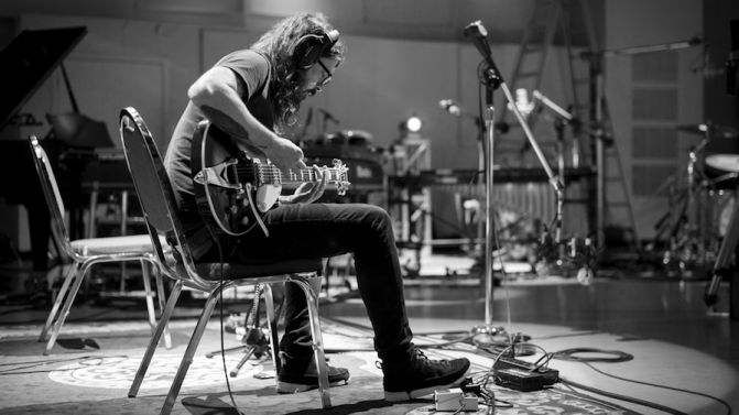"Dave Grohl presenta proyecto Documental ""Play"""