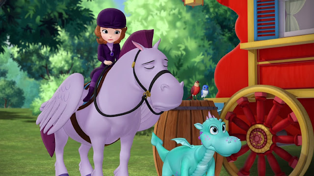 Nonton Film Sofia the First S01E13: Finding Clover (2013)