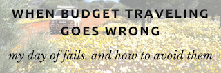 http://www.normalnomads.com/2018/01/failing-at-budget-travel.html