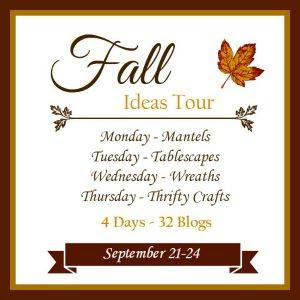 The 2015 Fall Ideas Tour begins today!