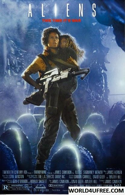 Aliens (1986) [Hindi English] Dual Audio 720p BRRip 1GB